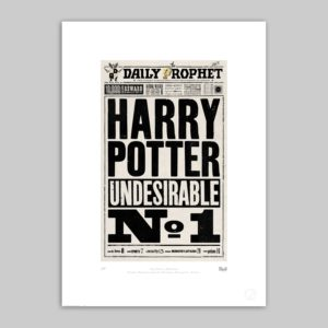 Harry Potter Undesirable no 1