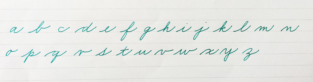 american-cursive-alfabeto-minuscolo